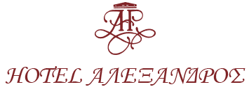 Hotel Alexandros Logo