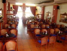 Ξενοδοχείο Αλέξανδρος - Χώρος εστιατορίου, μπαρ