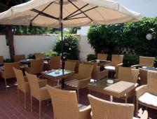 Ξενοδοχείο Αλέξανδρος - Κήπος
