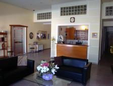 Ξενοδοχείο Αλέξανδρος - Χώρος υποδοχής